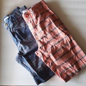 2 pair of Old Navy Shorts